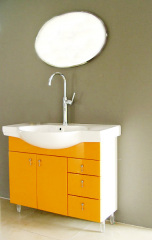 Light orange Bathroom Cabinet