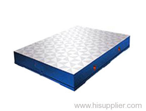Inspection surface plate