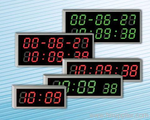 clock led display