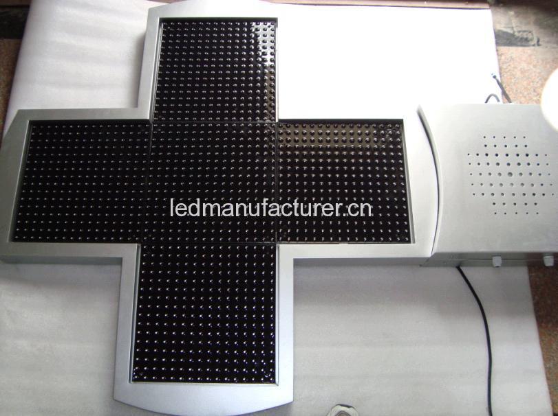cross led  screen