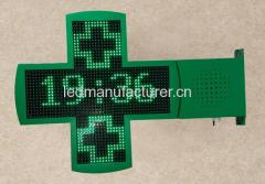cross  led display board