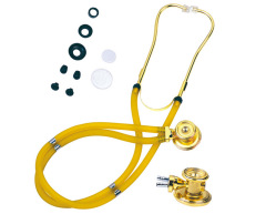 golden color Stethoscope