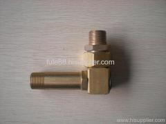 brass shaft coupling