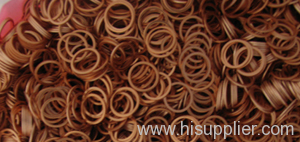 copper washer set