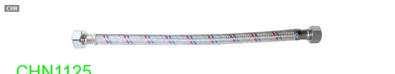 可弯曲的金属编织气体软管