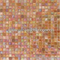 Glass Mosaic Tile, Glass Art Mosaic Pattern