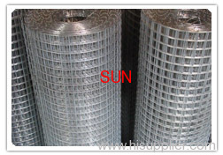 gi welded wire mesh