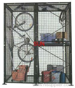 fence locker wire mesh