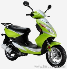 50cc powered scooter