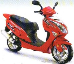 Electric Moped Scooters