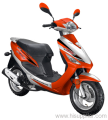 50cc Gas Engine Scooters