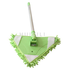 Triangle Flat Chenille Mop