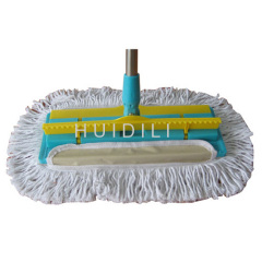 Heavy Duty Cotton Yarn Dust Flat Cotton Mop