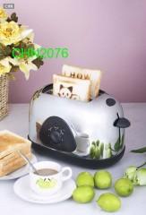 商业标志烤面包机