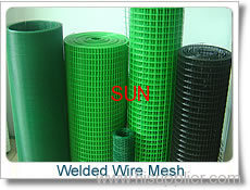 PVC Coated Welded Meshes