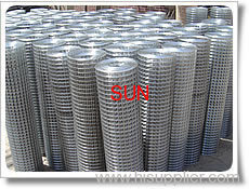 Galvanized Fencing Nets