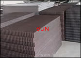 Welded Wire Sheets Floor Slabs Reinforcement