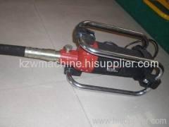 portable insert vibrator