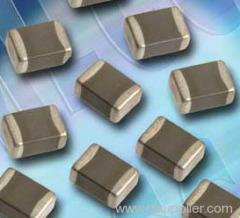 Chip capacitors/MLCC/SMD capacitors/