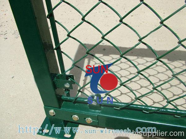 Car Park chain link fence