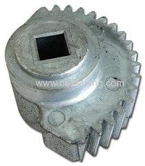 zinc parts