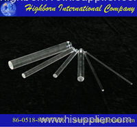 clear quartz rod