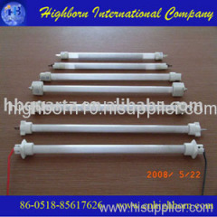 Far Infrared quartz heater tube