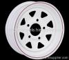 Steel Trailer Wheels( painted)