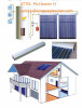 Solar Collector System, Heat Pipe Vacuum Tube, Solar Water Heater, Split Solar Thermal Collector