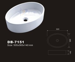Oval Bowl,Oval Basin,Oval Lavatory,Oval Bathroom Sink,Oval Ceramic Bathroom Sink,Oval Sink,Oval Vessel Sink