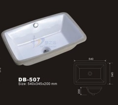 Under Sinks,Rectangular Undermounted Washbasin,Under Basin,Undermount Lavatory,Undercounter Lavatory Sink