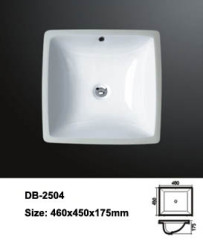 Under Counter Sinks,Under Counter Lavatory,Under Counter Basin,Undercounter Bowl,Undermounted Bowl,Undermount Basin