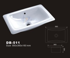 Drop Sink,Rectangular Drop In Sink,Above Sink,Above Counter Sink,Bathroom Counter Sink,Above Counter Bathroom Sink