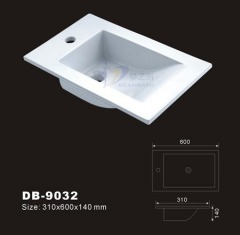 Drop In Lavatory,Rectangle Drop In Basin,Drop In Washbasin,Drop Basin,Countertop Basin,Above Counter Basin