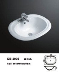 Drop In Bowls,Drop In Lavatories,Drop In Basins,Drop In Sinks,Over Counter Sink,Above Sink,Above Counter Sink