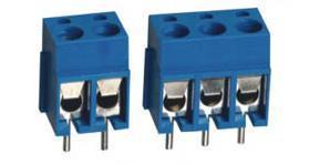 3 port wire pcb screw terminal