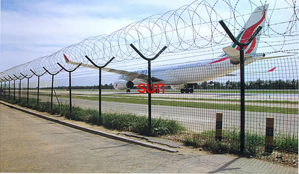 Airport Fences