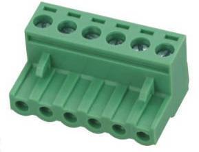 5.0mm pluggable terminal block