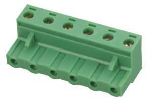 7.5mm pluggable terminal block