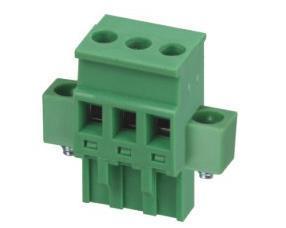 5.0mm industrial pluggable terminal block