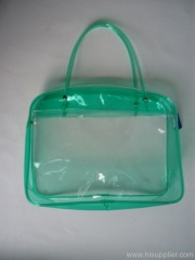 cosmetic bag , PVC bag, packing bag , zipper bag
