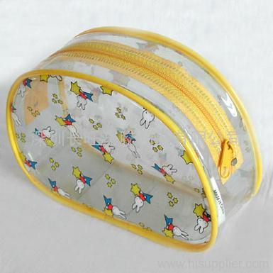 cosmetic pouch , PVC pouch