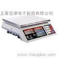 electronic weighing appratus