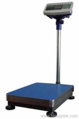 electronic overgroud weighing scale