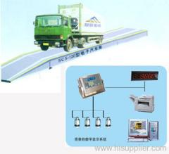 Digital Truck Scale