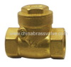 Brass Horizontal Swing Check Valve