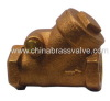 Bronze Y-type Swing Check Valve