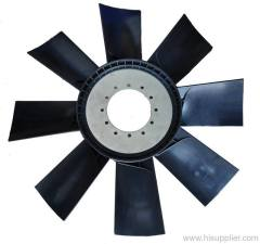 Fan of electromagnetic fan clutch