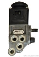 Gate pump solenoid valve