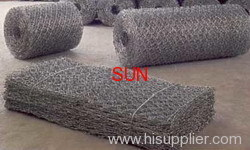 hexagonal gabion boxes